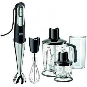 MQ745 Multiquick 750W Hand Blender, Black