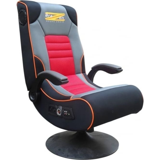 Brazen Spirit 2.1 Bluetooth Surround Sound Gaming Chair