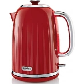 Impressions Jug Kettle, Red