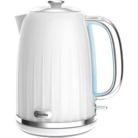 Impressions Jug Kettle, White
