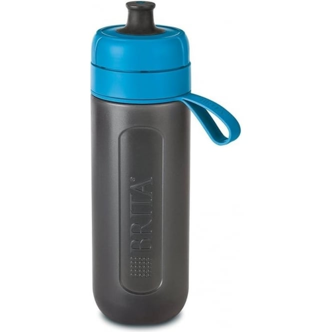 Brita Fill & Go Active Water Filter Bottle, Blue