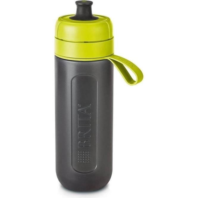 Brita Fill & Go Active Water Filter Bottle, Lime