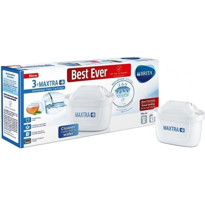 Brita Maxtra+ Filters, Pack of 3