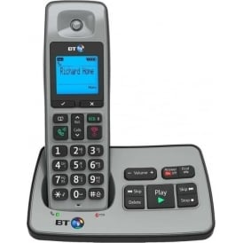 BT 2500 Single House Phone with Answer Machine