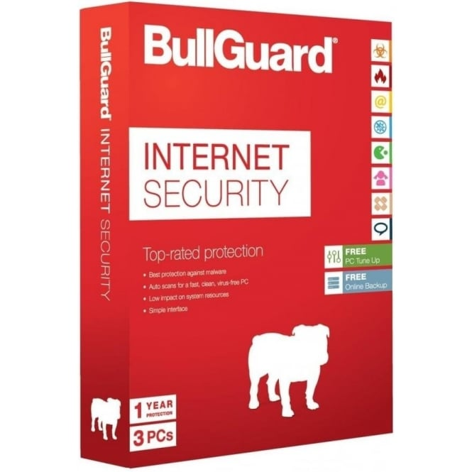 BullGuard Internet Security Boxed