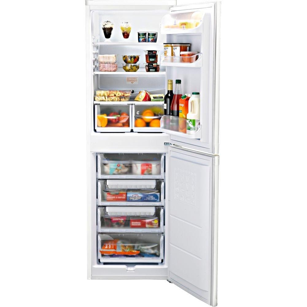 indesit caa55p 55cm x 174cm fridge freezer. Black Bedroom Furniture Sets. Home Design Ideas