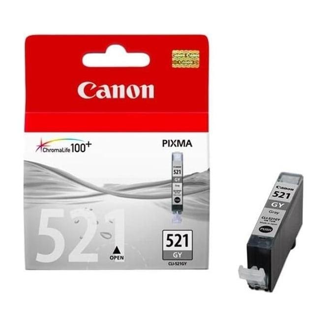 Canon CLI-521 Grey Ink Cartridge