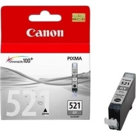CLI-521 Grey Ink Cartridge