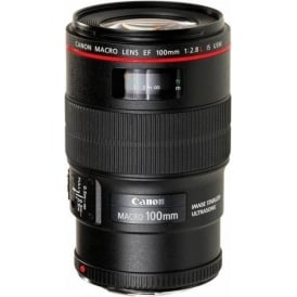 EF 100mm F2.8 L IS USM Macro Lens