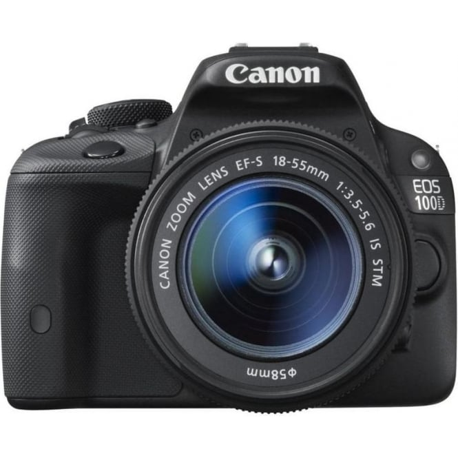 Canon EOS 100D 18-55mm DSLR Camera
