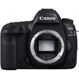 EOS 5D Mark IV DSLR Camera Body Only