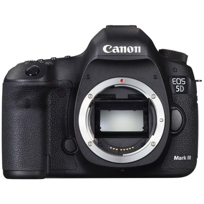 Canon EOS 5D MK III DSLR Full Frame Camera, Body Only