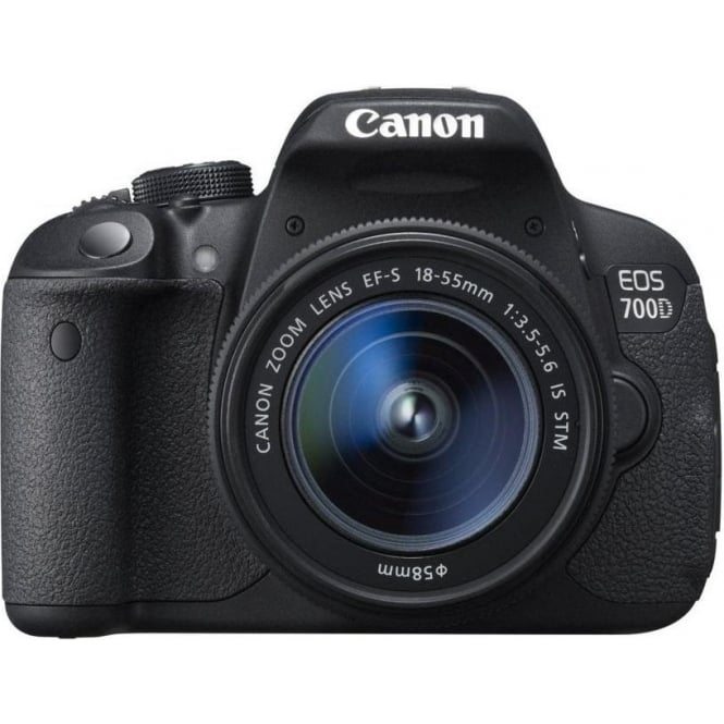 Canon EOS 700D 18-55mm DSLR Camera