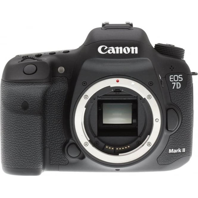 Canon EOS 7D MKII DSLR Camera - Body Only