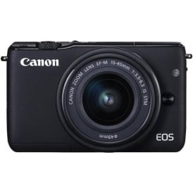 EOS M10 15-45mm, Black