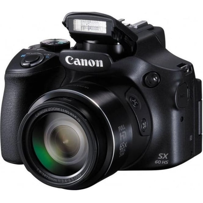 Canon PowerShot SX60 HS Bride Camera
