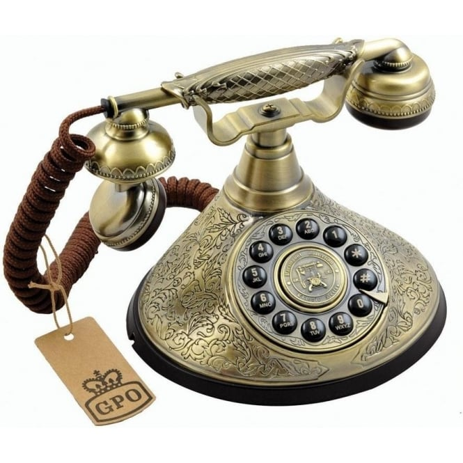 GPO Classic GPO Duchess Telephone with push button dial