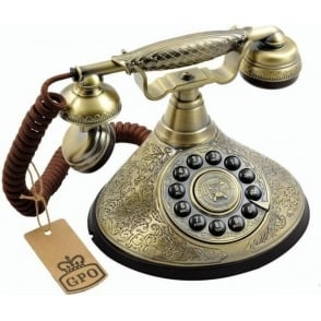 Classic GPO Duchess Telephone with push button dial