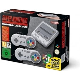 Classic Mini: Super Nintendo Entertainment System