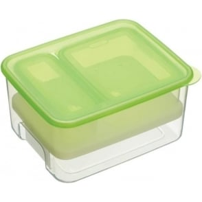 Stay Cool Rectangular Lunch Set