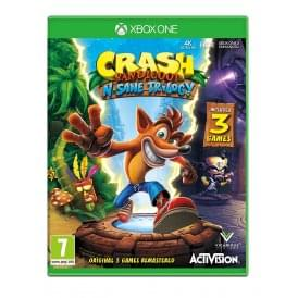 Crash Bandicoot NSane Trilogy Xbox One
