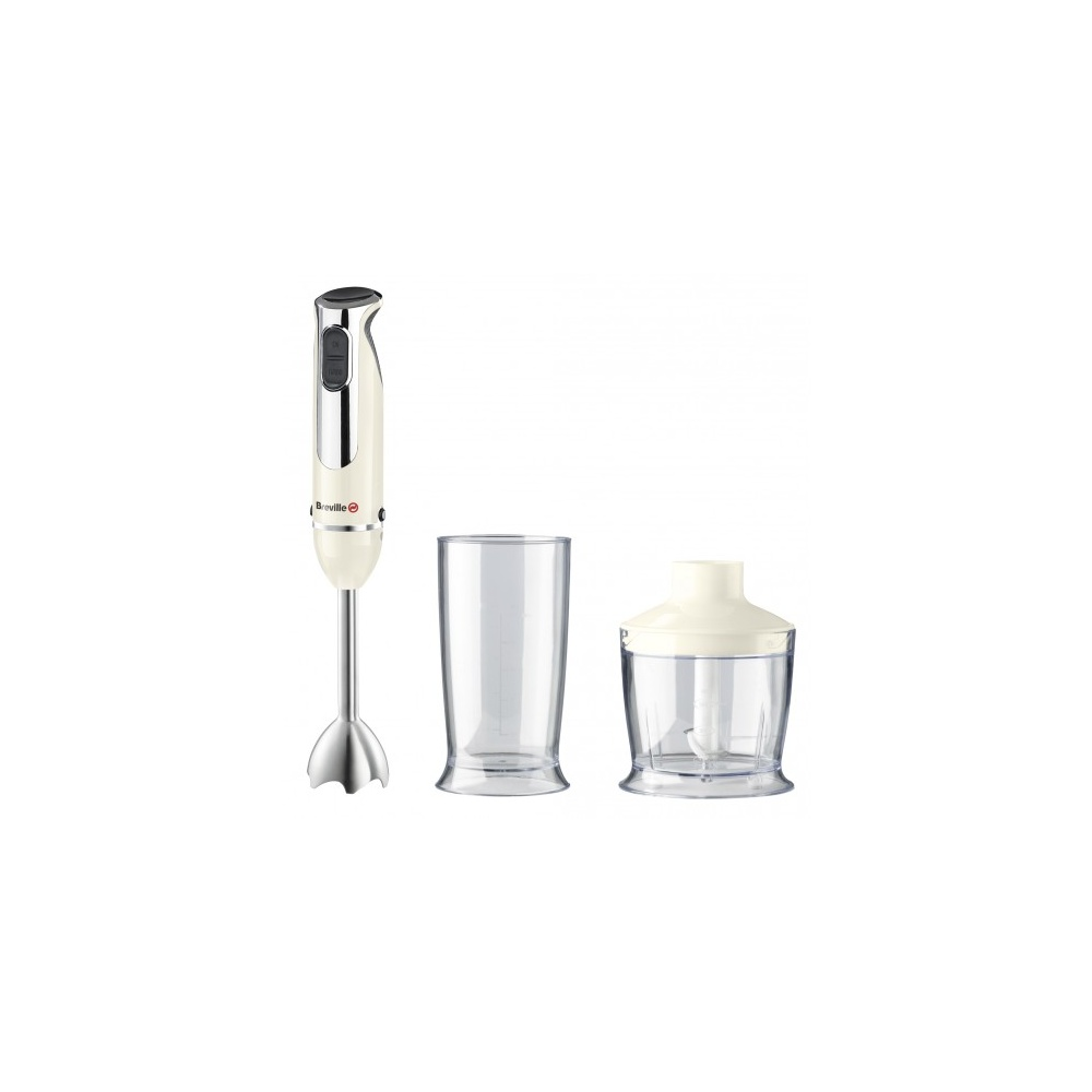 Sabatier Chopper: Breville Cream Hand Blender