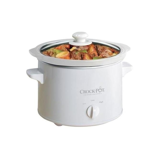 Crock Pot SCCPQK5025W Slow Cooker 2.4ltr