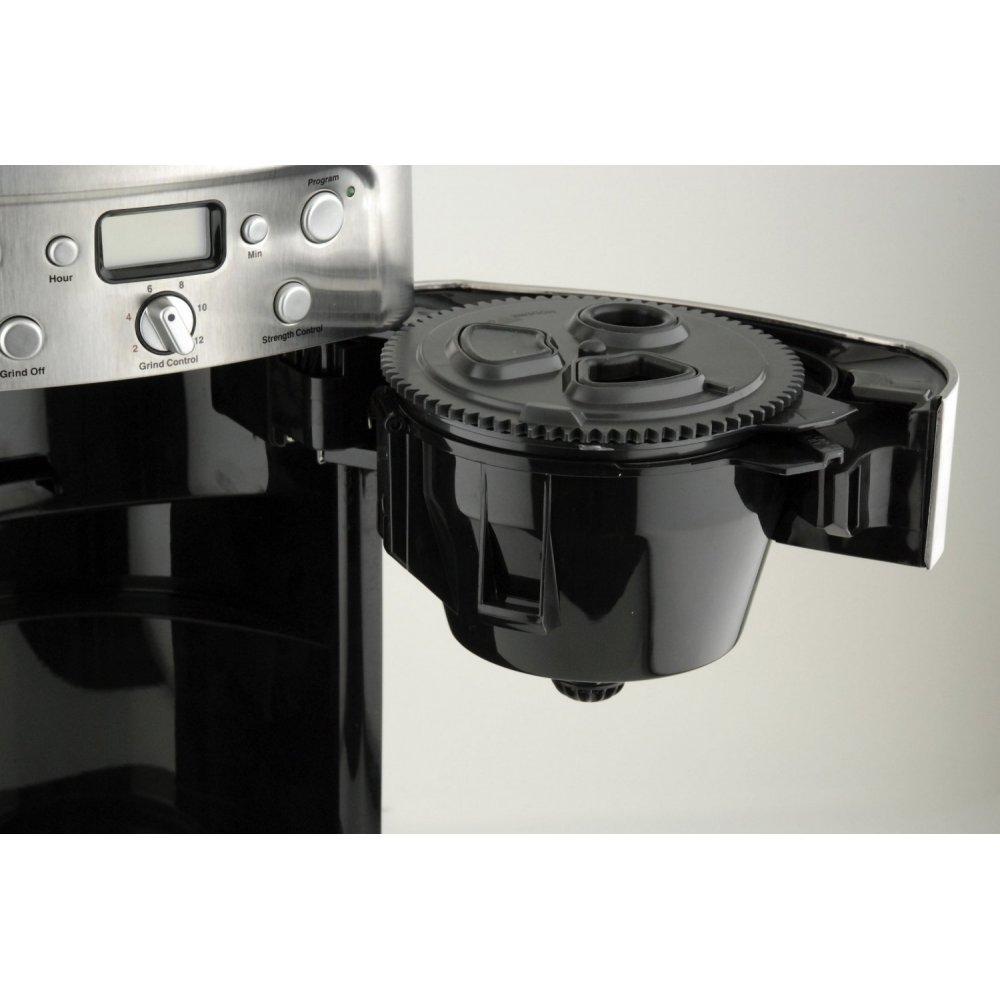 Cuisinart Dgb900bcu Grind And Brew Coffee Maker Review : DGB900BCU Grind & Brew Plus Coffee Maker Jersey