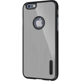 UrbanShield Case for the 4.7 inch Apple iPhone 6 and iPhone 6S, Silver Aluminium