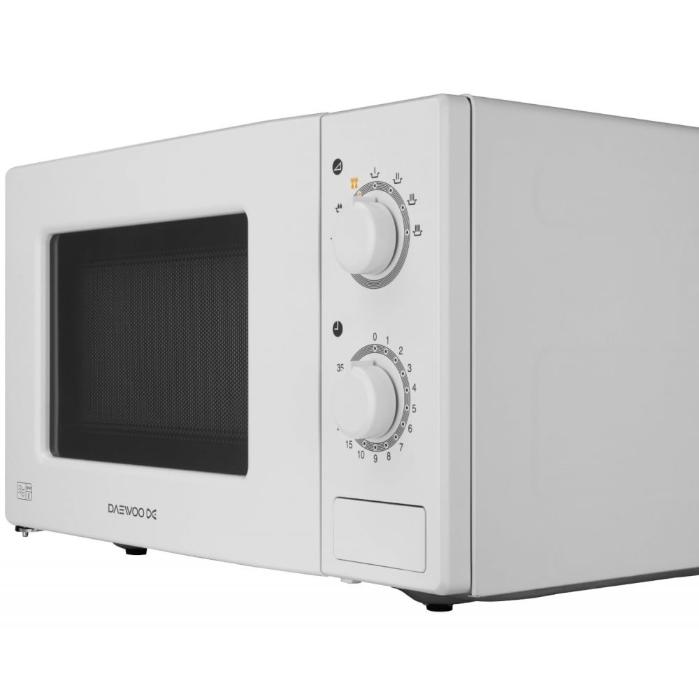 Daewoo Kor6l77 20l Microwave Oven White Daewoo From