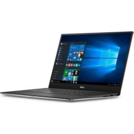 "XPS 13 8GB RAM, 256GB SSD 13.3"" Laptop, Silver"