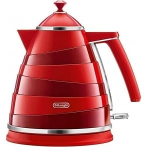Avvolta Kettle, Red