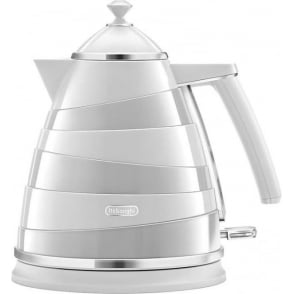 Avvolta Kettle, White