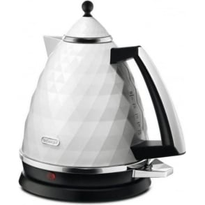 Brillante Kettle, White