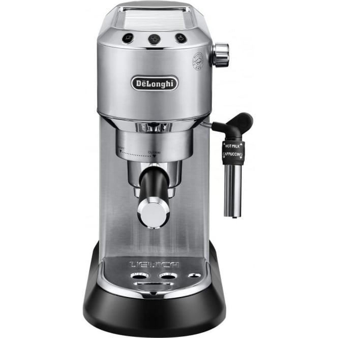De'Longhi EC685.M Dedica Pump Espresso Coffee Machine, Stainless Steel