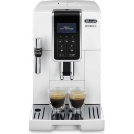 ECAM 350.35.W Dinamica Bean to Cup Coffee Machine, White