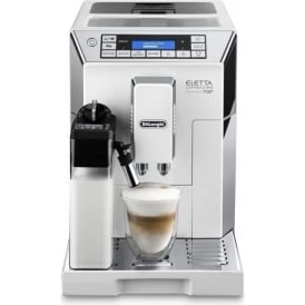 ECAM45.760W Eletta Cappuccino Top Bean to Cup Coffee Machine, White