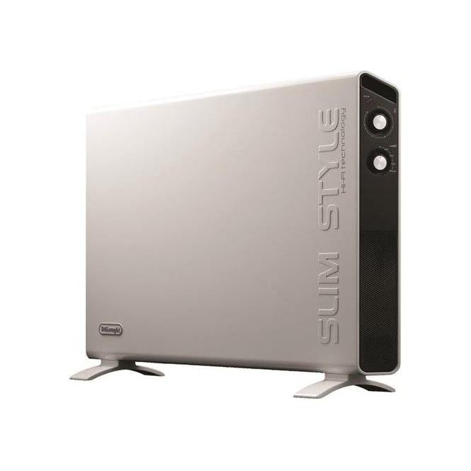 De'Longhi HCX3124FS Slimstyle Convector Heater, White