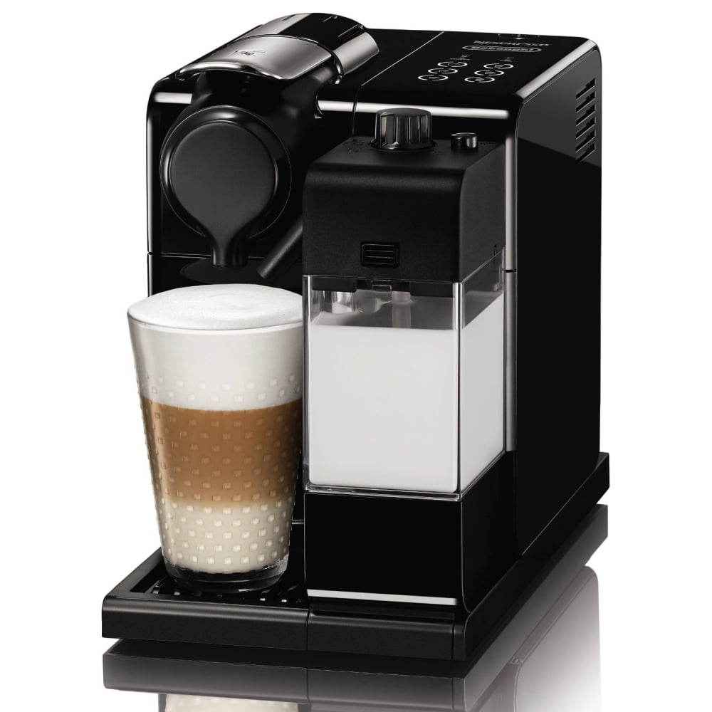 de 39 longhi nespresso lattissima touch automatic coffee machine en550 b black home appliances. Black Bedroom Furniture Sets. Home Design Ideas