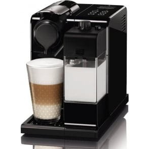 Nespresso Lattissima Touch Automatic Coffee Machine EN550.B, Black
