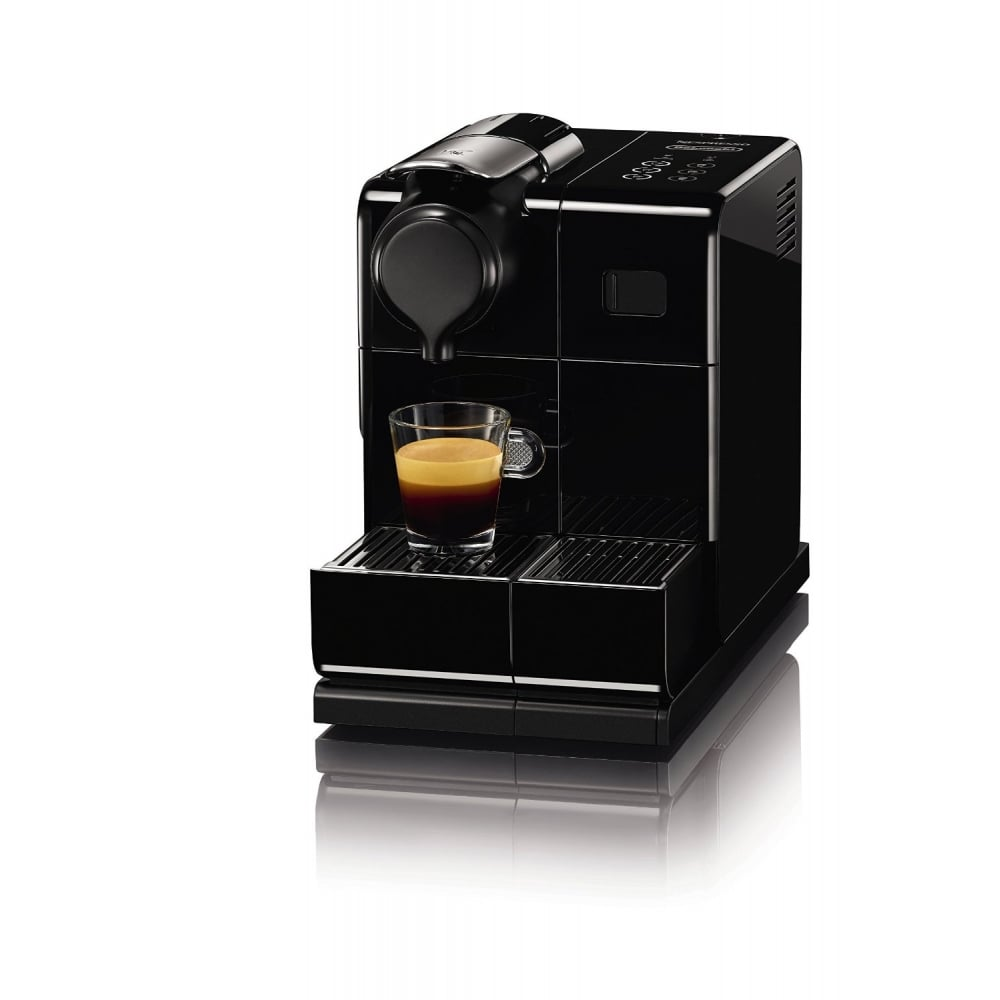 de 39 longhi nespresso lattissima touch automatic coffee machine en550 b black de 39 longhi from. Black Bedroom Furniture Sets. Home Design Ideas