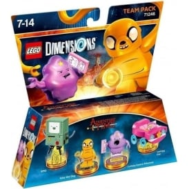 Dimensions: Adventure Time Team Pack