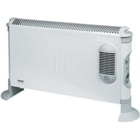 403TSFTie 3kW Convector Heater with Turbo Fan and 24 Hour Timer