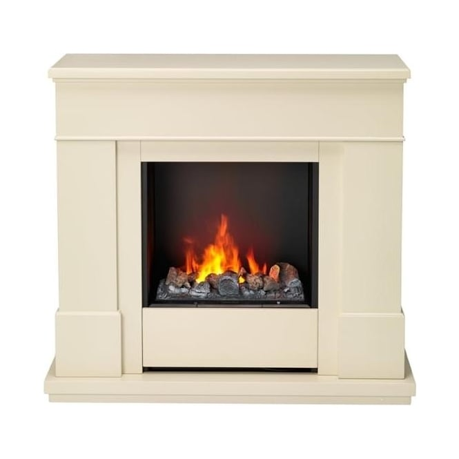 Dimplex MFD20 MOOREFIELD Stone Effect Surround and Electric Fire