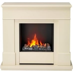MFD20 MOOREFIELD Stone Effect Surround and Electric Fire