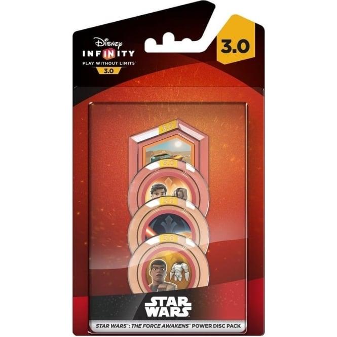 Disney Infinity 3 EU Power Discs Force Awakens (PS4/PS3/Xbox One/Xbox 360/Nintendo Wii U)