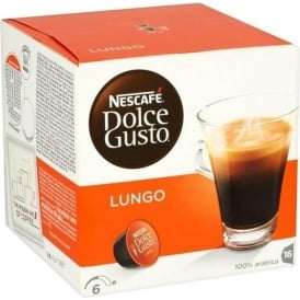 Dolce Gusto Cafe Lungo, 16 Servings
