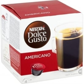 Dolce Gusto Caffe Americano, 16 Servings
