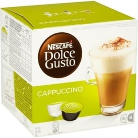 Dolce Gusto Cappuccino, 8 Servings