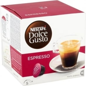 Dolce Gusto Espresso, 16 Servings